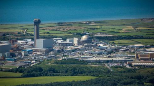 The Sellafield site