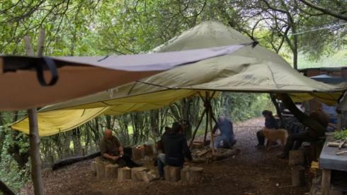 Woodland Warriors retreat