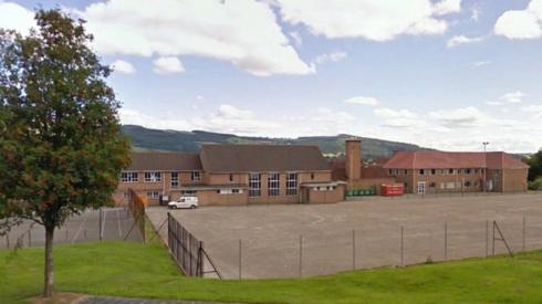 Welshpool High School, Powys