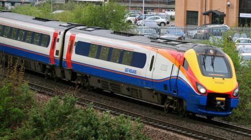 East Midlands Trains service