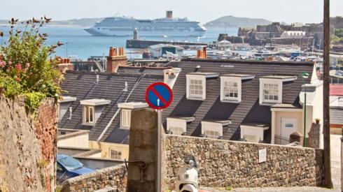 cruise in Guernsey