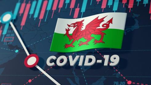 Covid-19 stats graphic