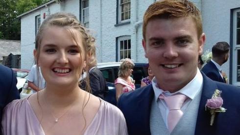 Lowri a Dafydd