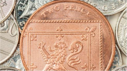 2p coin