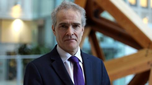 Charlie Taylor, chief inspector of prisons