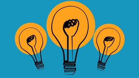 BBC Briefing graphic depicting lightbulb