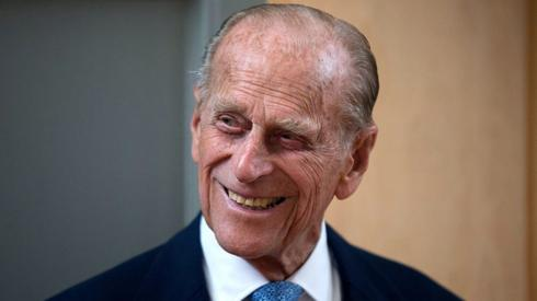 Prince Philip in June 2015