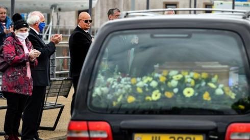 Funeral in Scotland