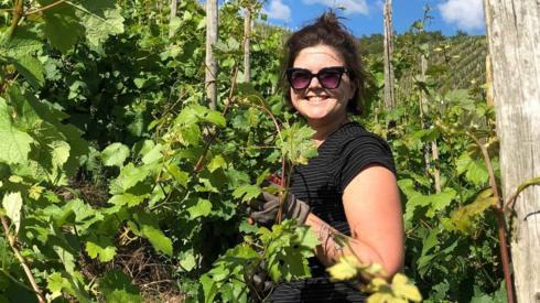 Winemaker Jas Swan