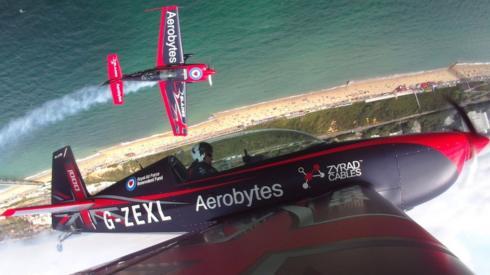 Blades Aerobatic Display Team