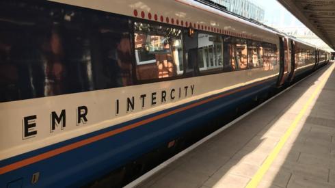 East Midlands Railway trains