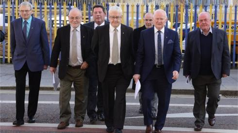 The so-called Hooded men