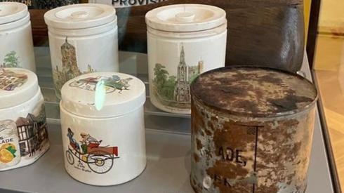 Cooper's marmalade exhibit