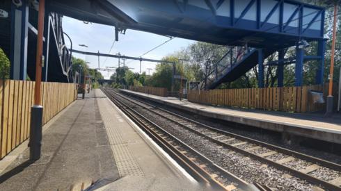 Rugeley Station
