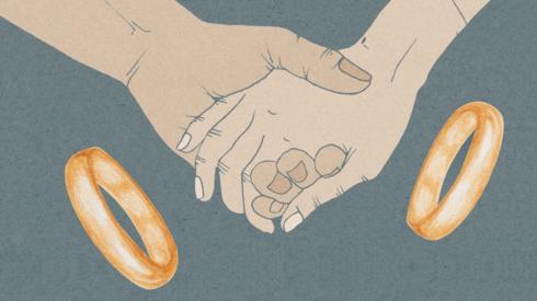 Twice married illustration
