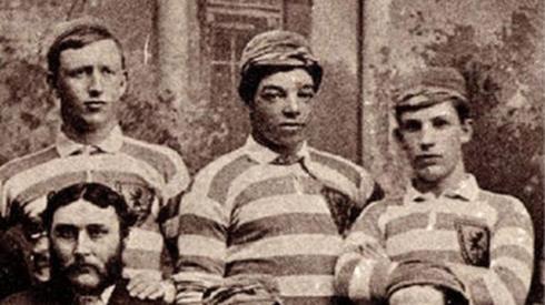 Andrew Watson, 19th Century footballer