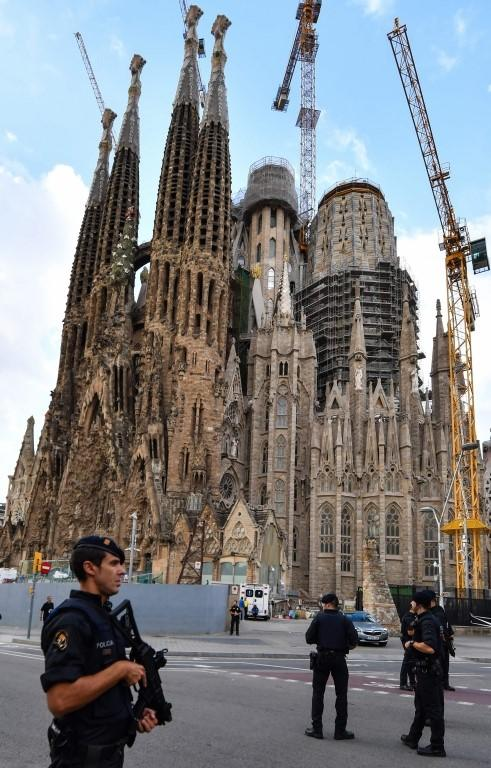 Sagrada Familia 20 august 2017