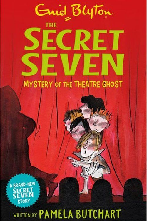 The Mystery of the Theatre Ghost