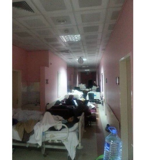 Hospital in Cizre