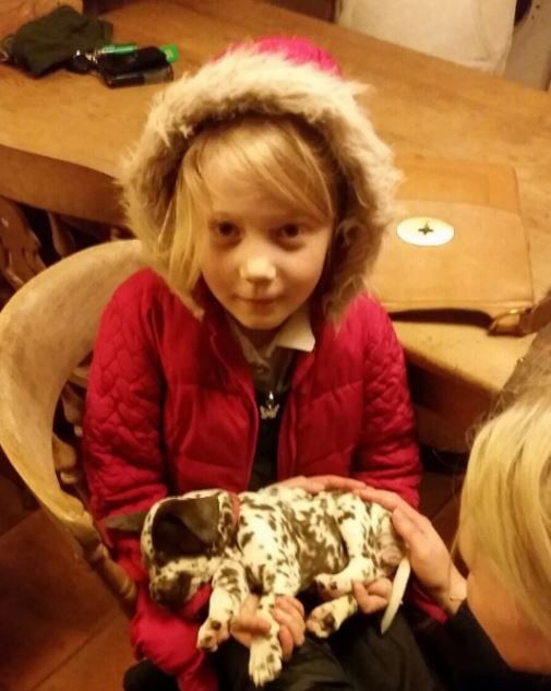 Chloe and Lottie