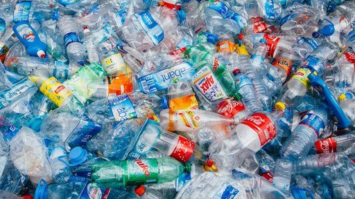 Plastic pollution: One town smothered by 17,000 tonnes of