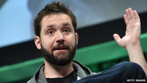 Reddit co-founder Alexis Ohanian