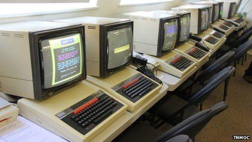 BBC Micro computers