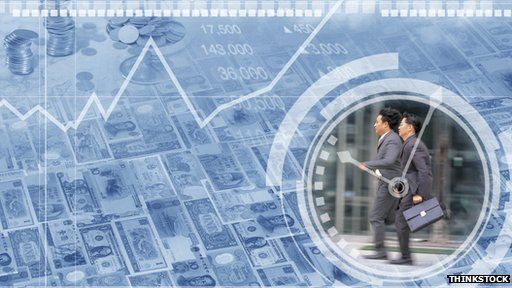 Banking graphic