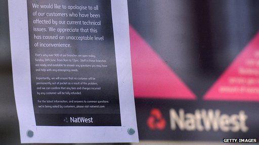 NatWest apology notice