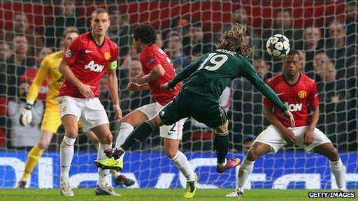 Manchester United v Real Madrid