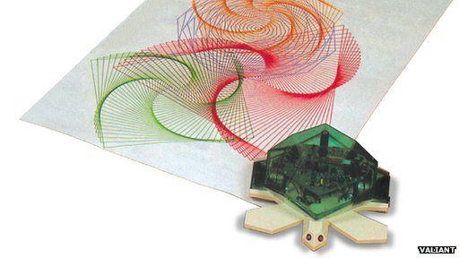 Valiant Turtle printer