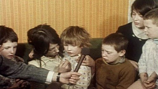 Jean McConville's children interviewed after her disappearance
