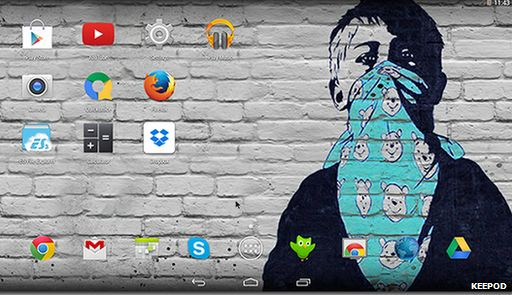 Keepod operating system