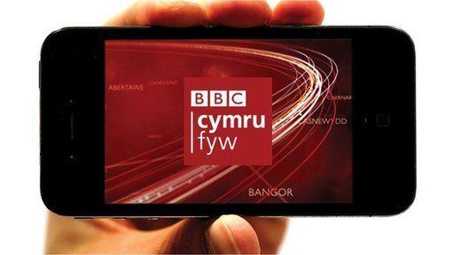 Cymru Fyw symudol