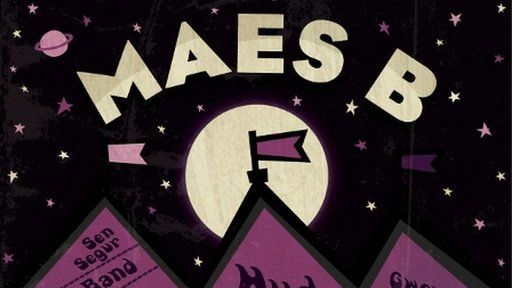 Poster Maes B