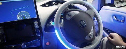 Nissan Autonomous Drive Technology