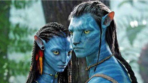 Cymeriadau 'Avatar '- y ffilm olaf i Rhys ei gweld