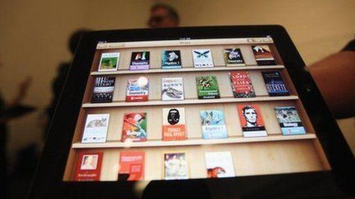 iBooks ar iPad