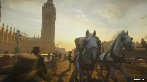 Screenshot from Assassin's Creed Syndicate