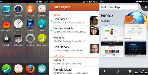 Firefox operating system
