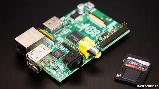 =Raspberry Pi Model A