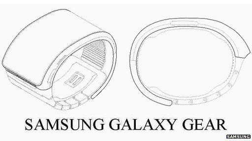 Samsung smartwatch designs