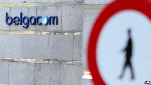 Belgacom head office