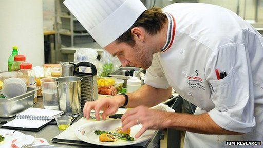 James Briscione, chef instructor at the Institute of Culinary Education