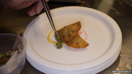 Creole Shrimp dumplings