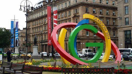 Glasgow yn croesawu'r Gymanwlad