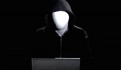 Anonymous internet user
