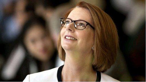 Julia Gillard, y Gymraes a gyrhaeddodd uchelfannau'r byd gwleidyddol... fel Prif Weinidog Awstralia!