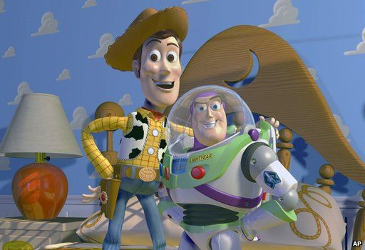 Still from Toy Story