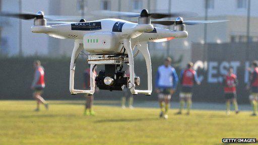 Football drone